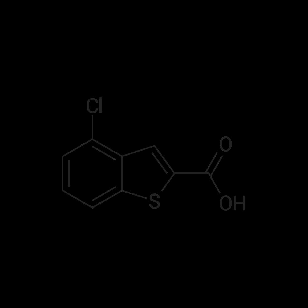 4-Chlorobenzo[b]thiophene-2-carboxylic acid