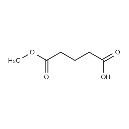 5-Methoxy-5-oxopentanoic acid