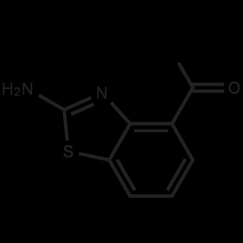1-(2-Aminobenzo[d]thiazol-4-yl)ethanone