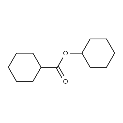 Cyclohexyl cyclohexanecarboxylate