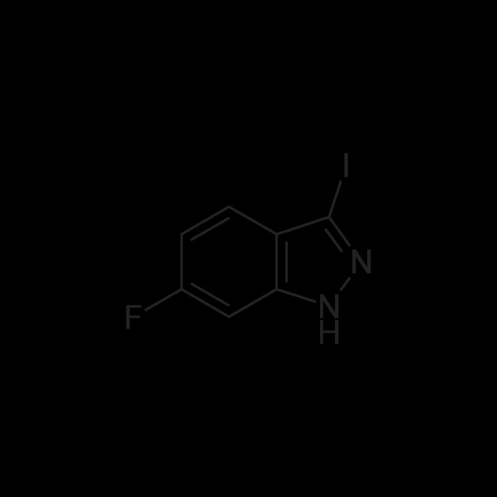 6-Fluoro-3-iodo-1H-indazole