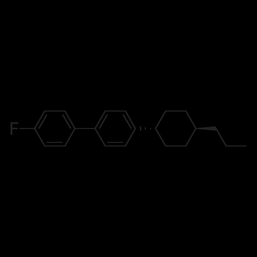 4-Fluoro-4'-(trans-4-propylcyclohexyl)-1,1'-biphenyl