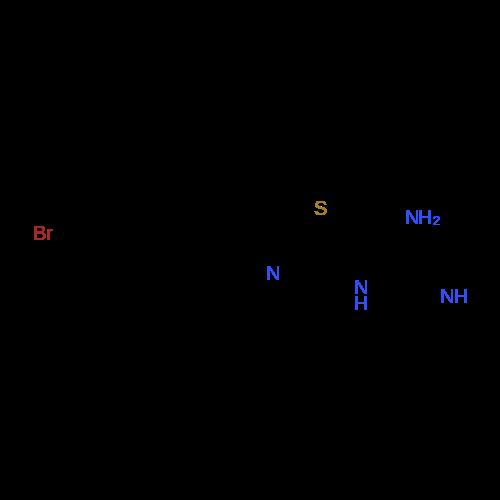 1-(4-(4-Bromophenyl)thiazol-2-yl)guanidine