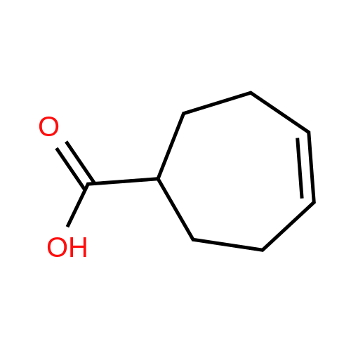 Cyclohept-4-enecarboxylic acid