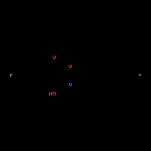 5-(4-Fluorophenyl)-2-((4-fluorophenyl)ethynyl)-4-hydroxy-6H-1,3-oxazin-6-one