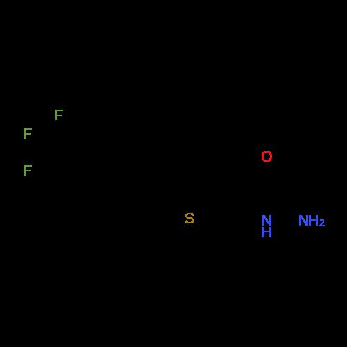 5-(Trifluoromethyl)benzo[b]thiophene-2-carbohydrazide