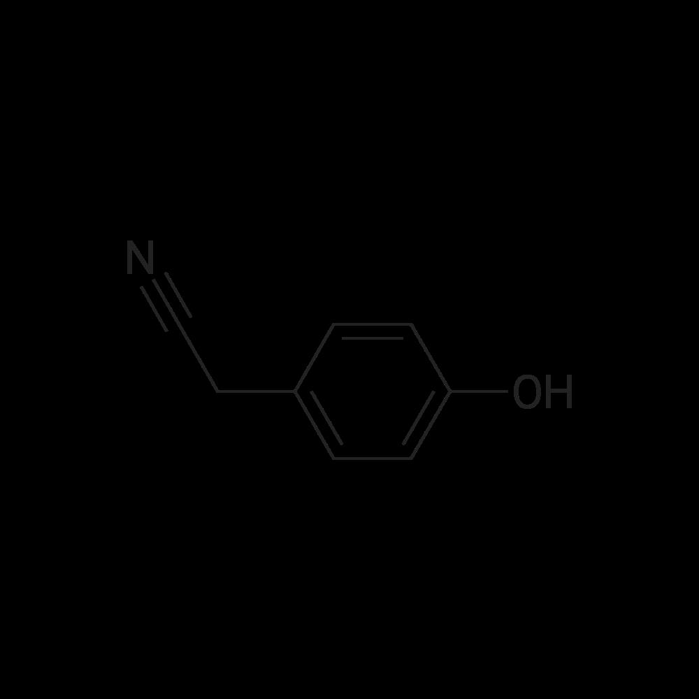 2-(4-Hydroxyphenyl)acetonitrile