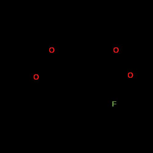Methyl 3-(1,3-dioxolan-2-yl)-4-fluorobenzoate