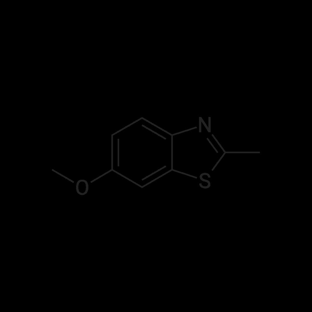 6-Methoxy-2-methylbenzo[d]thiazole