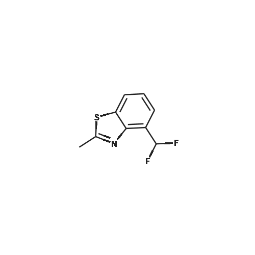 4-(Difluoromethyl)-2-methylbenzo[d]thiazole