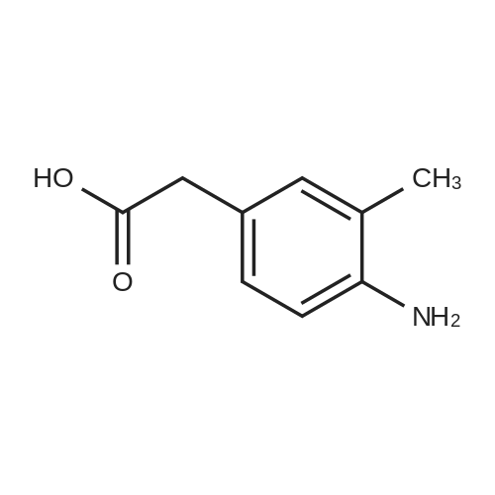 2-(4-Amino-3-methylphenyl)acetic acid