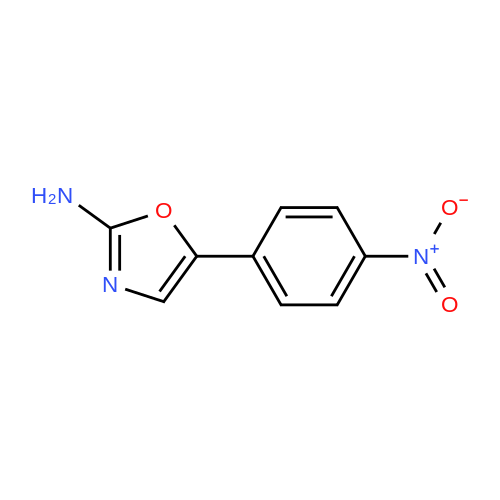 5-(4-Nitrophenyl)oxazol-2-amine