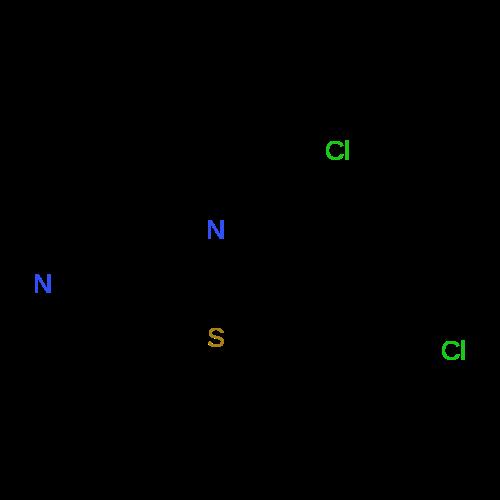 4,6-Dichlorobenzo[d]thiazole-2-carbonitrile