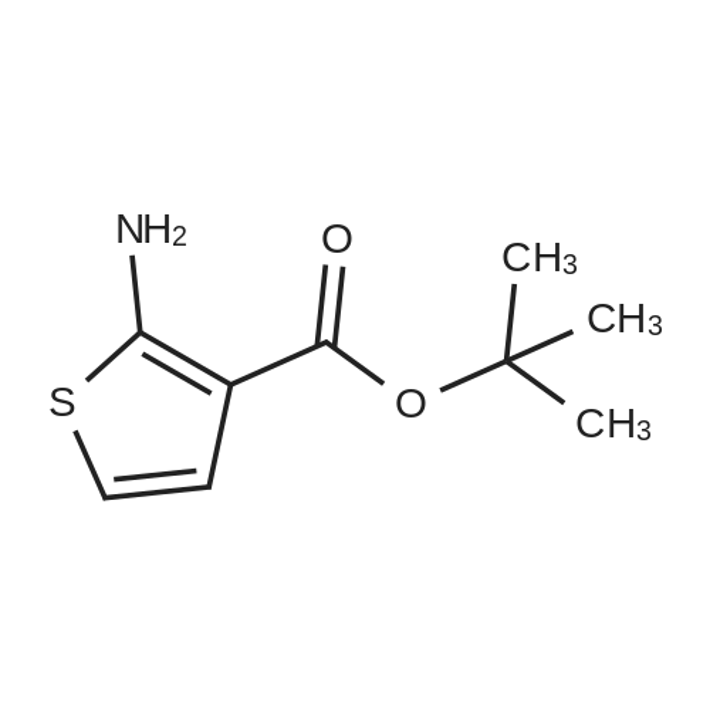 tert-Butyl 2-aminothiophene-3-carboxylate