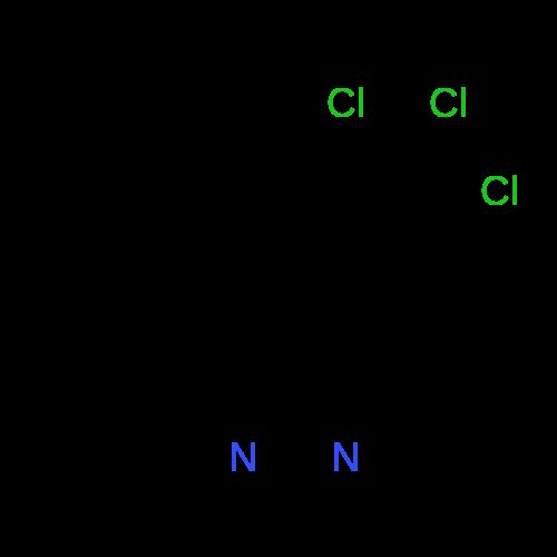4-(Trichloromethyl)cinnoline