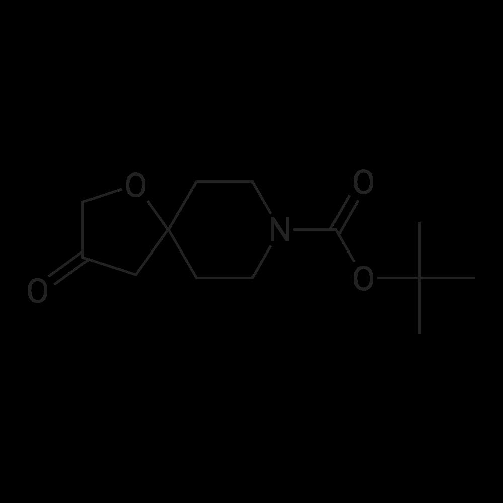 tert-Butyl 3-oxo-1-oxa-8-azaspiro[4.5]decane-8-carboxylate