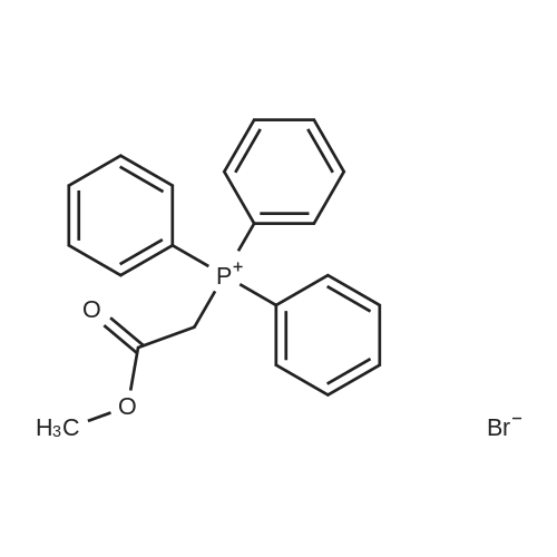 (2-Methoxy-2-oxoethyl)triphenylphosphonium bromide
