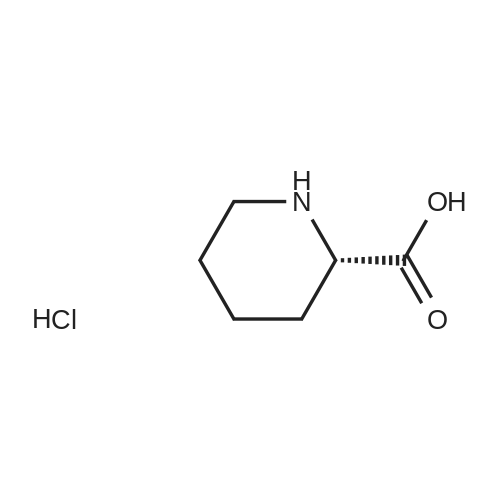 (S)-Piperidine-2-carboxylic acid hydrochloride