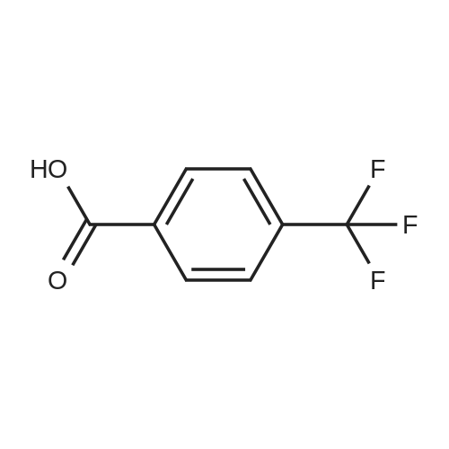4-(Trifluoromethyl)benzoic acid
