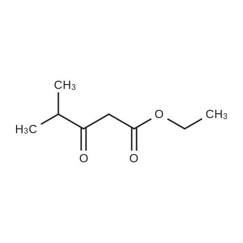 Ethyl 4-methyl-3-oxopentanoate