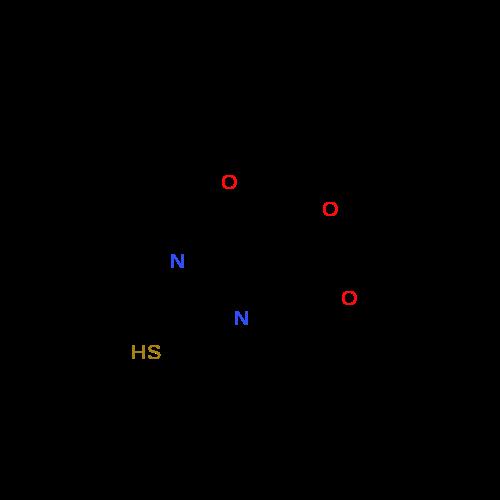 4-(Diethoxymethyl)-2-mercapto-1-phenyl-1H-imidazol-5(4H)-one