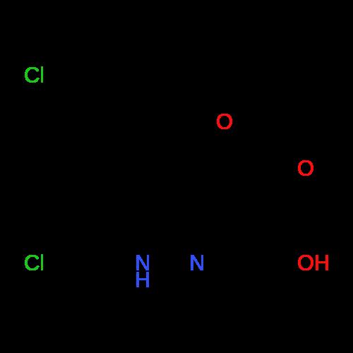 6,8-Dichloro-4-oxo-1,4-dihydrocinnoline-3-carboxylic acid