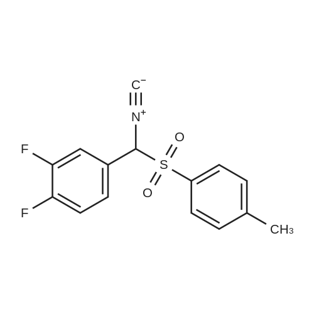 1,2-Difluoro-4-(isocyano(tosyl)methyl)benzene