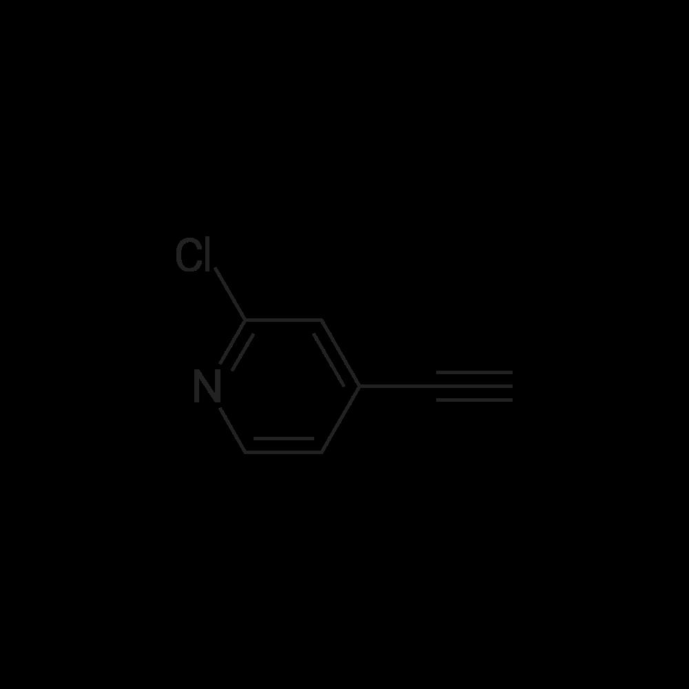 2-Chloro-4-ethynylpyridine