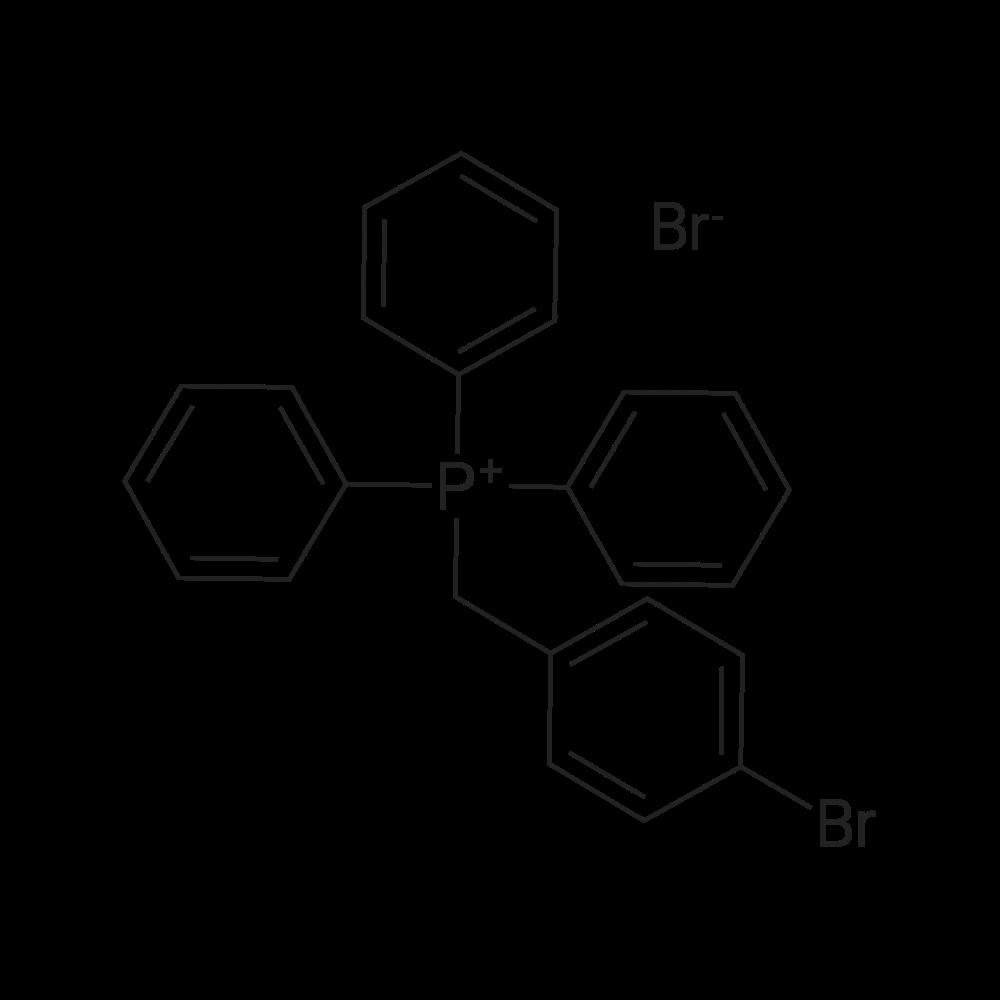 (4-Bromobenzyl)triphenylphosphonium bromide