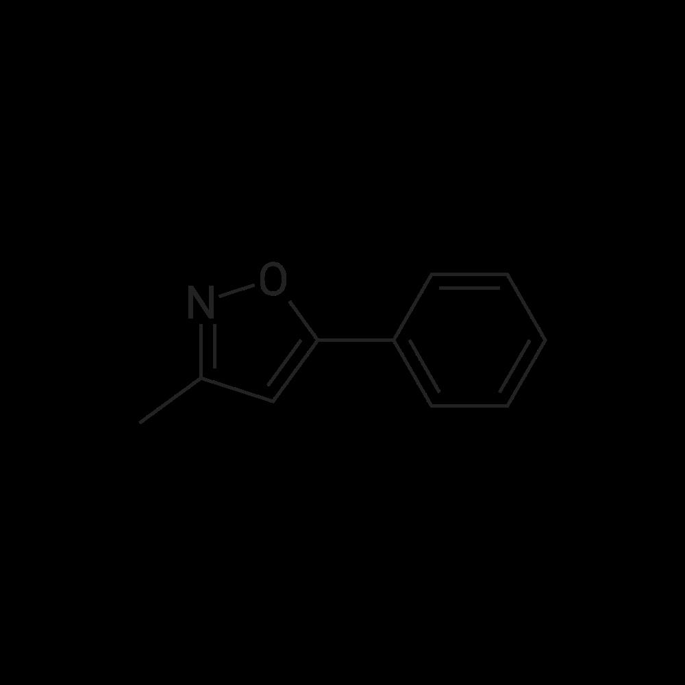 3-Methyl-5-phenylisoxazole