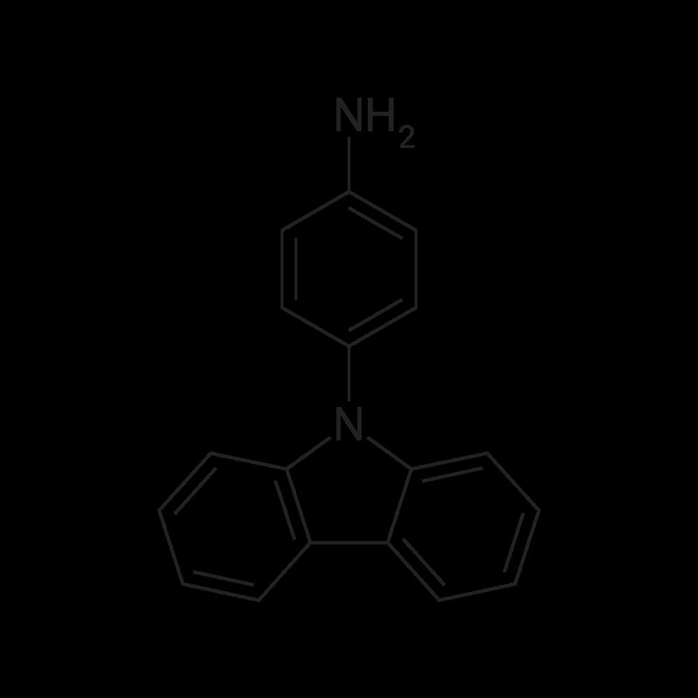 4-(9H-Carbazol-9-yl)aniline