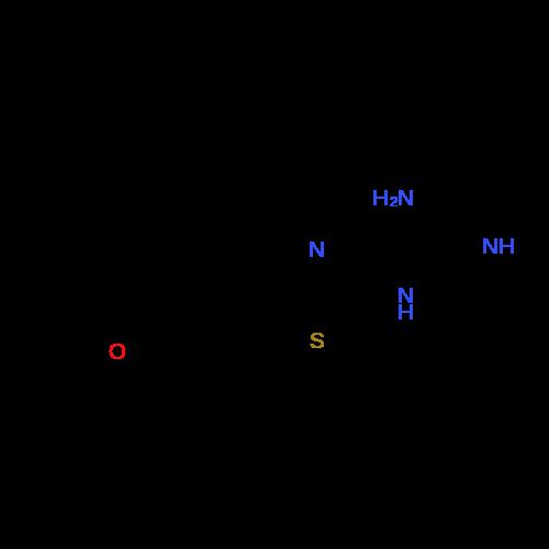 1-(6-Methoxybenzo[d]thiazol-2-yl)guanidine