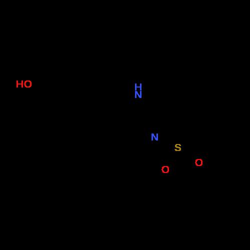 3-((4-Hydroxybutyl)amino)benzo[d]isothiazole 1,1-dioxide