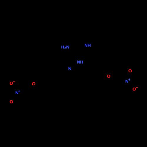 2-(1,5-Bis(5-nitrofuran-2-yl)penta-1,4-dien-3-ylidene)hydrazinecarboximidamide