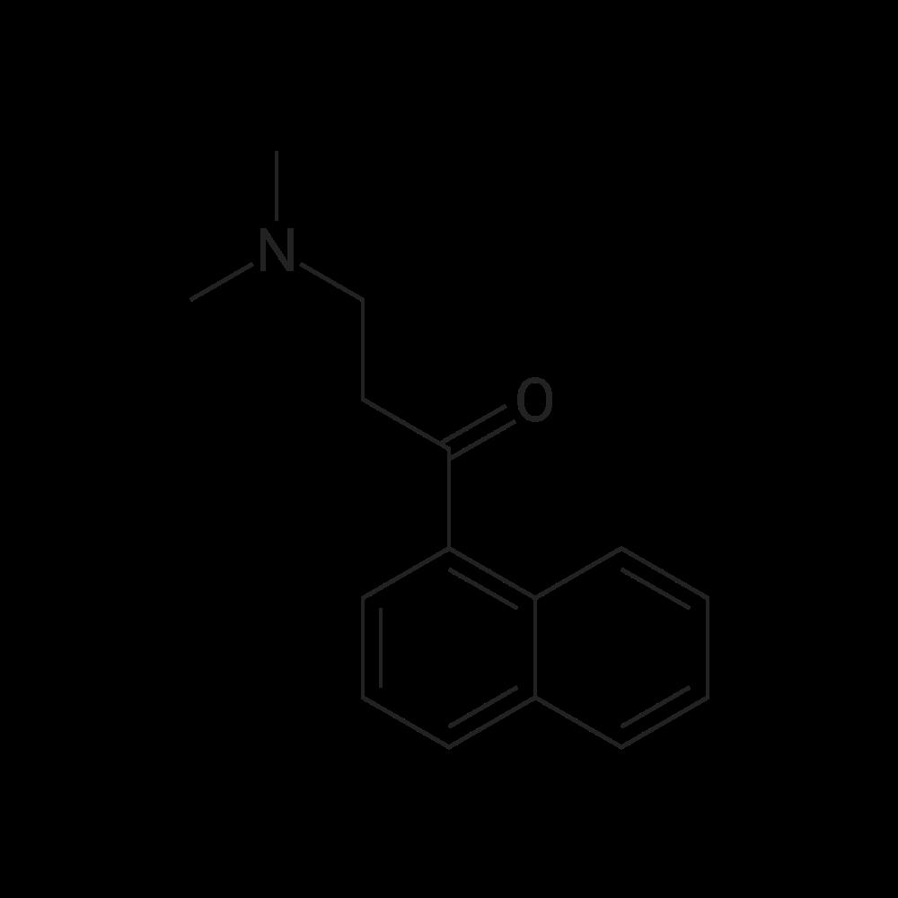 3-(Dimethylamino)-1-(naphthalen-1-yl)propan-1-one