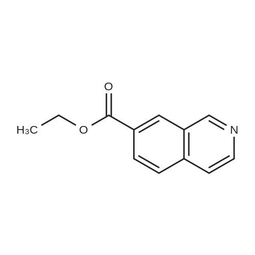 Ethyl isoquinoline-7-carboxylate