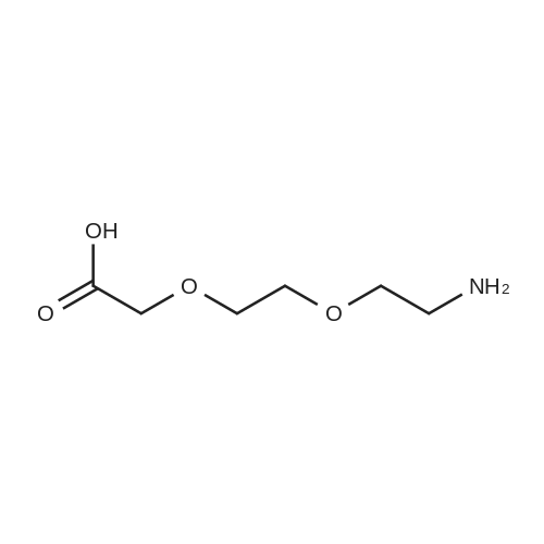 2-(2-(2-Aminoethoxy)ethoxy)acetic acid