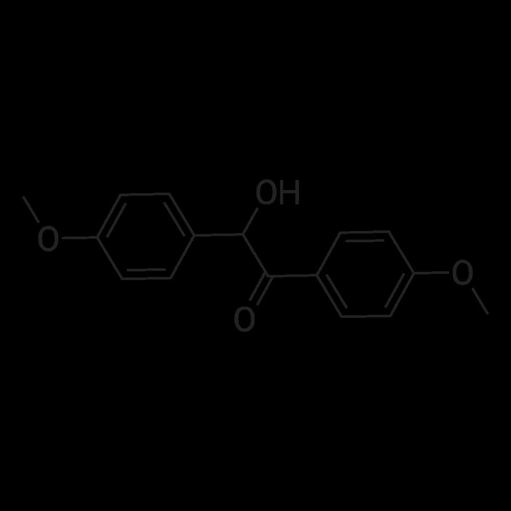 2-Hydroxy-1,2-bis(4-methoxyphenyl)ethanone