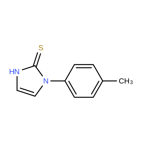 1-(p-Tolyl)-1H-imidazole-2(3H)-thione