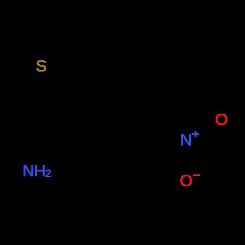 5-Nitrobenzo[b]thiophen-3-amine