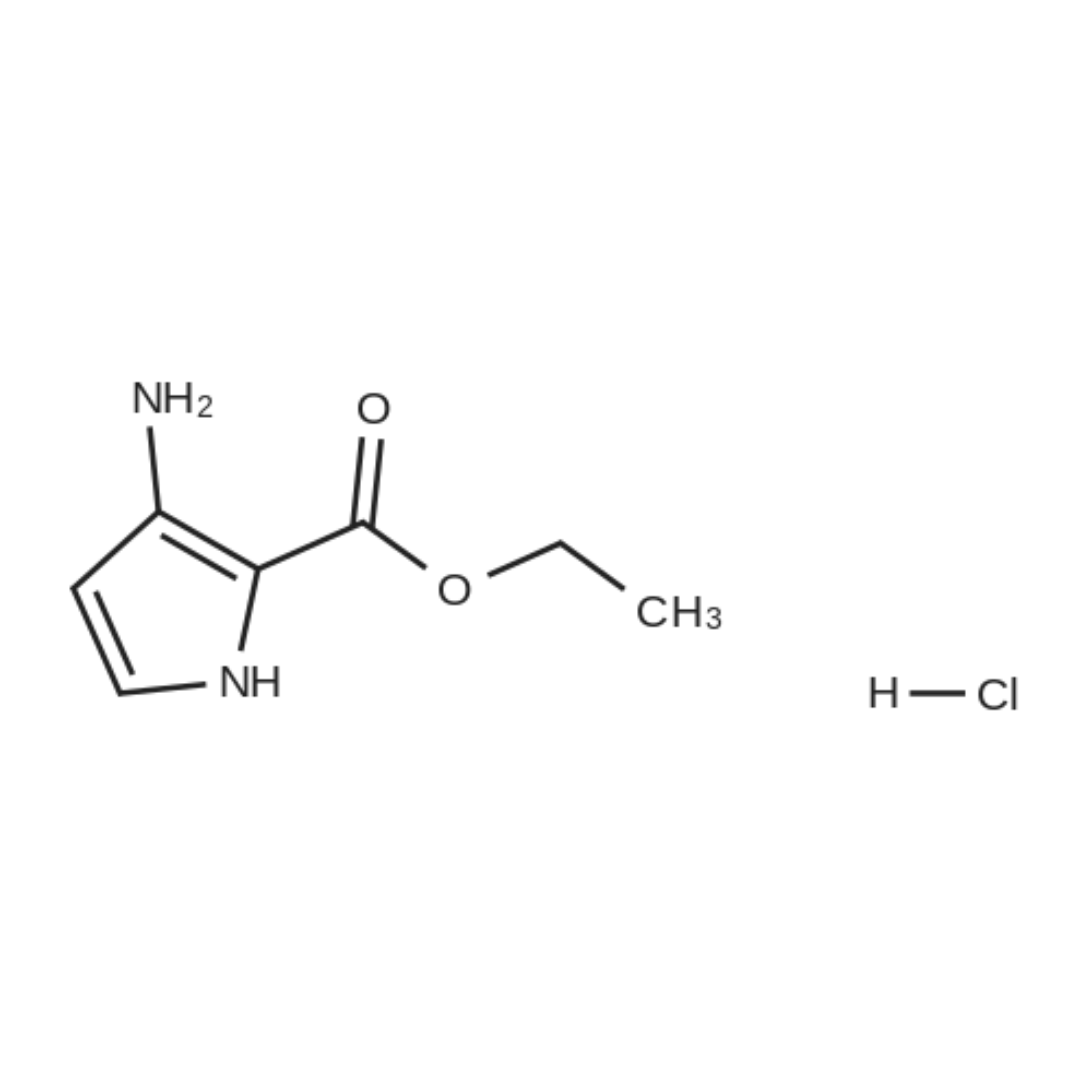 Ethyl 3-amino-1H-pyrrole-2-carboxylate hydrochloride