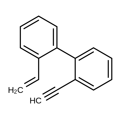 2-Ethynyl-2'-vinyl-1,1'-biphenyl