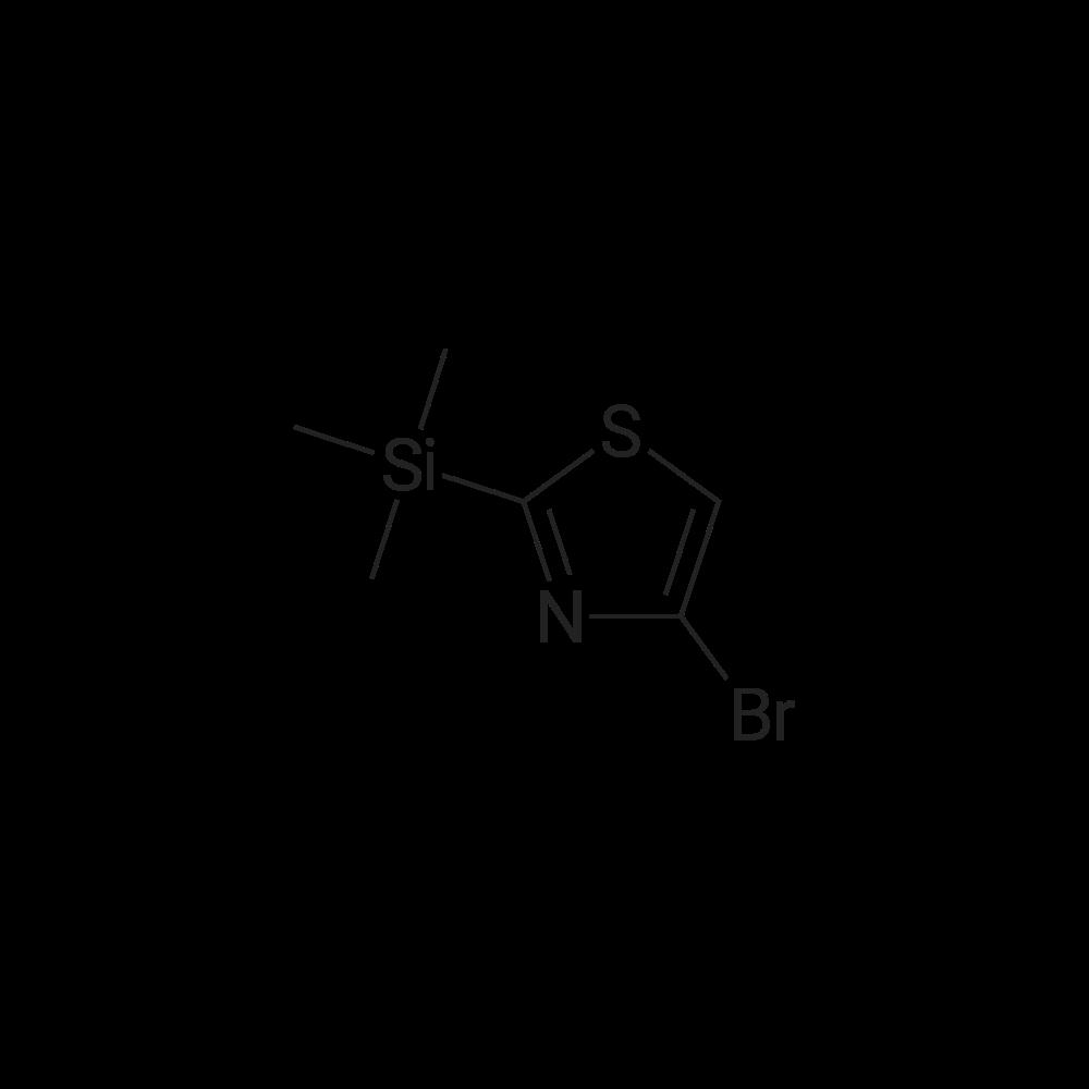 4-Bromo-2-(trimethylsilyl)thiazole