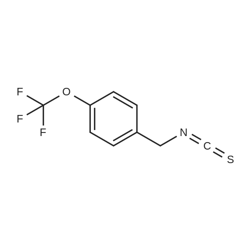 4-(Trifluoromethoxy)benzyl isothiocyanate