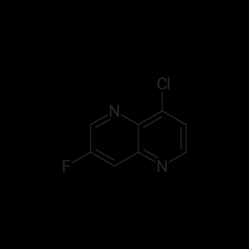 8-Chloro-3-fluoro-1,5-naphthyridine