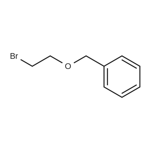((2-Bromoethoxy)methyl)benzene