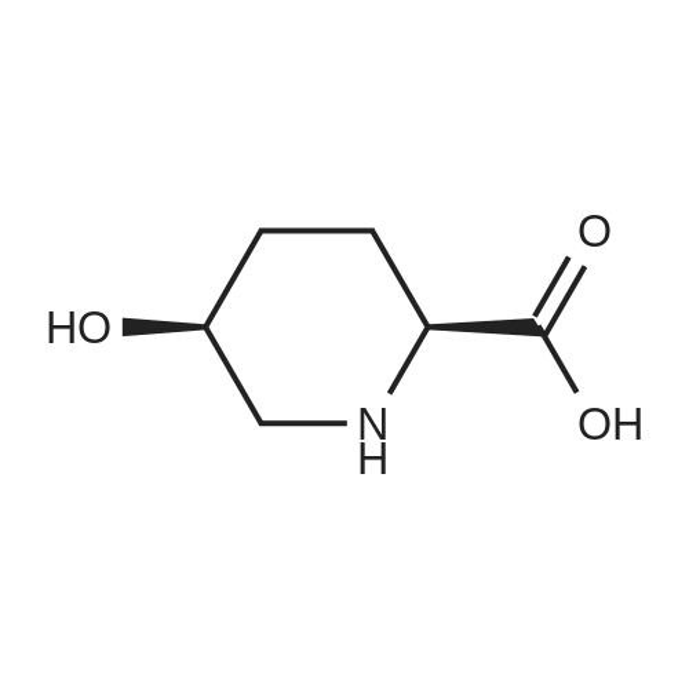 (2S,5S)-5-Hydroxypiperidine-2-carboxylic acid