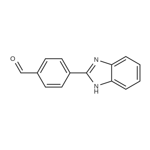 4-(1H-Benzo[d]imidazol-2-yl)benzaldehyde