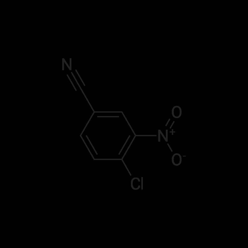 4-Chloro-3-nitrobenzonitrile