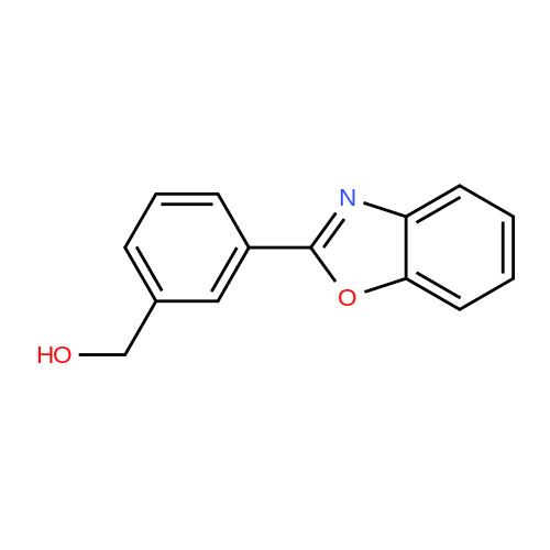 (3-(Benzo[d]oxazol-2-yl)phenyl)methanol